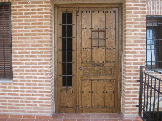 Ventanales de segunda mano antiguas ventanas de madera - Puertas de madera segunda mano ...